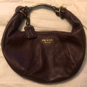 Prada Milano purse
